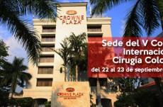 Hotel Sede del V Congreso Internacional