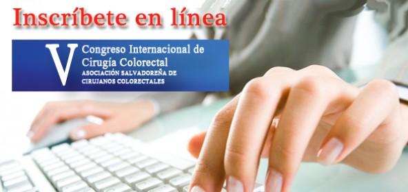 Inscríbete en línea