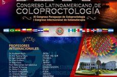 XXV Congreso Latinoamericano de Coloproctología