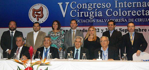 Galería de fotos del V Congreso Internacional de Cirugía Colorectal