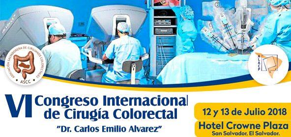 VI Congreso Internacional de Cirugía Colorectal