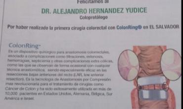 FELICIDADES DR ALEJANDRO HERNANDEZ YUDICE